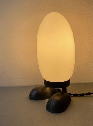 ANCIENNE LAMPE DE CHEVET VINTAGE
