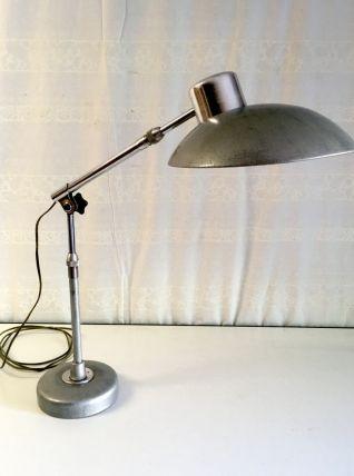 Lampe articulée industrielle - Ferdinand Solere – années 50