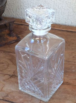 Jolie Carafe a Whisky design Ananas  MADE IN ITALY
