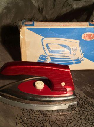 Petit Fer à Repasser - Jouet Vintage - Rauco