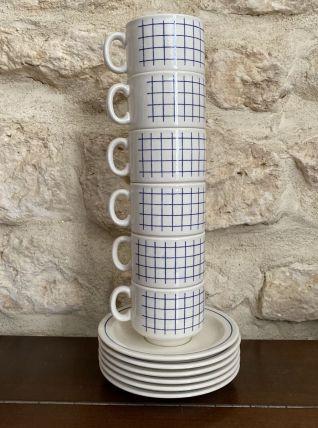 Service à café  Pagnossin