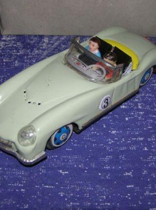 Ancien jouet Racing Car:   voiture de course