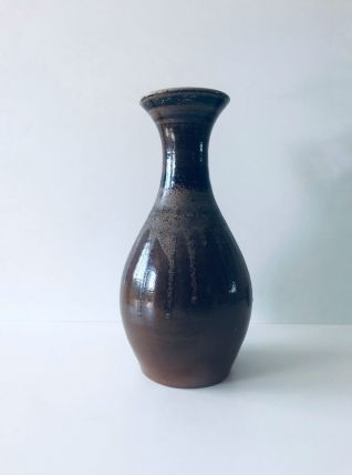 Grand vase bohème en grès