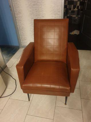 Fauteuil Vintage Design 60s /70s