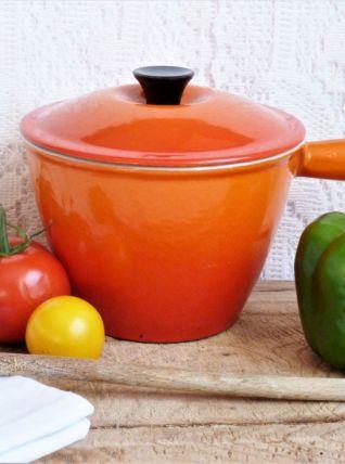Poêlon Le Creuset, casserole Le Creuset, casserole à fondue.