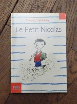 Le Petit Nicolas- Sempé- René Goscinny- Gallimard Jeunesse