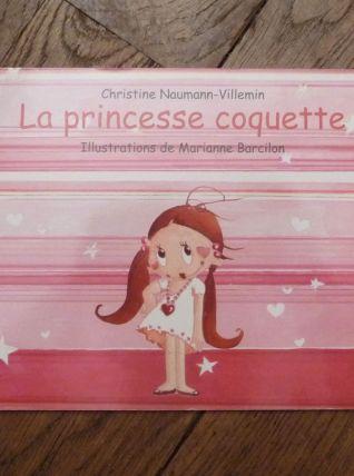 La Princesse Coquette- Christine Naumann Villemin-Les Lutins