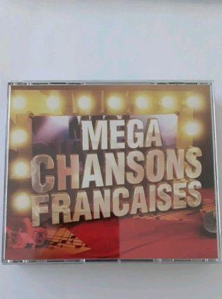 coffret 4 cd Chansons Françaises