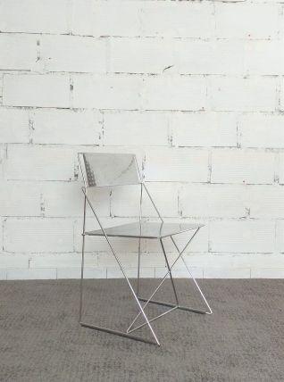 Chaise design italien moderne des années 90