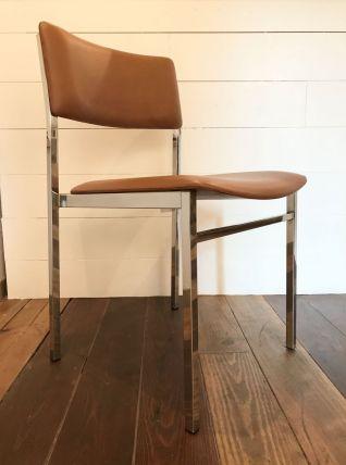 Paire de chaises SOUDEXVINYL