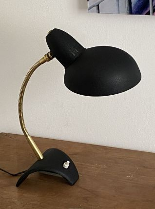 Lampe Cocotte tripodes. Vintage. 1950.