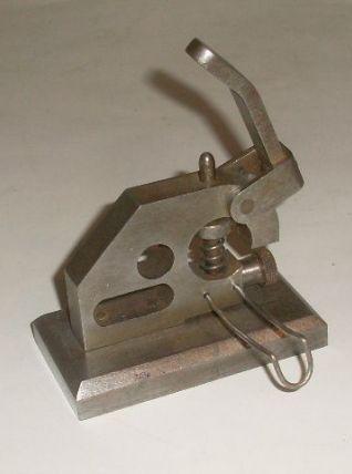 Perforatrice Perforateur De Bureau vintage