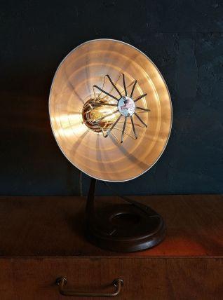 """Lampe vintage, lampe industrielle - """"A point !"""""""