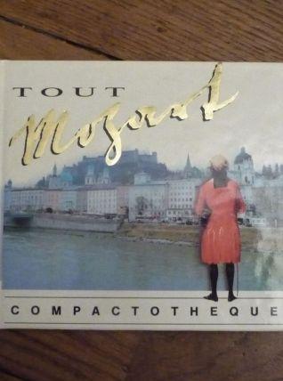 Tout Mozart- Compactotheque