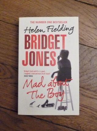 Bridget Jones- Mad About The Boy- Helen Fielding