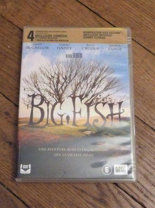 Big Fish- Edition Belge- Tim Burton- Sony Pictures