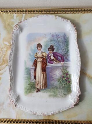 Plat à gâteau ou cake