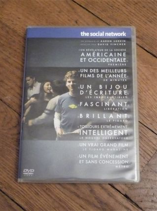 The Social Network- David Fincher- Sony Pictures