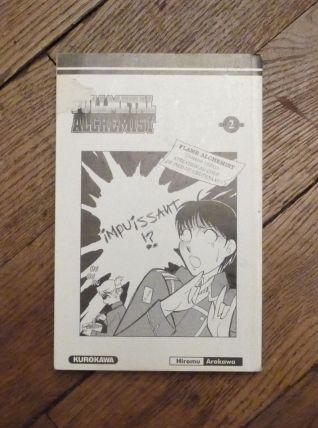 FullMetal Alchemist- Tome 2- Hiromu Arakawa- Kurokawa