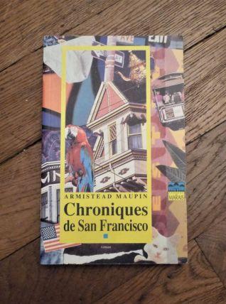 Chroniques De San Francisco- Tome 1- Armistead Maupin