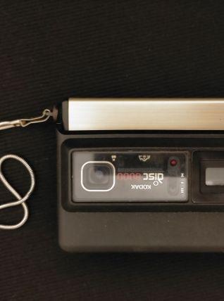 Paire appareils photo dont Polaroid (la paire)