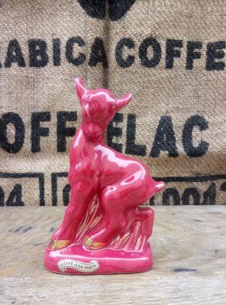 Statuette faon en céramique - Art déco