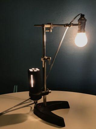LAMPE  INDUSTRIELLE  DEYROLLE