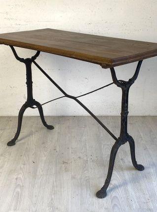 Table Bistrot vintage 50's