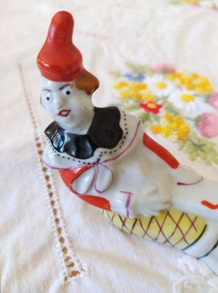 Clown porcelaine Baranivka/Baranovka