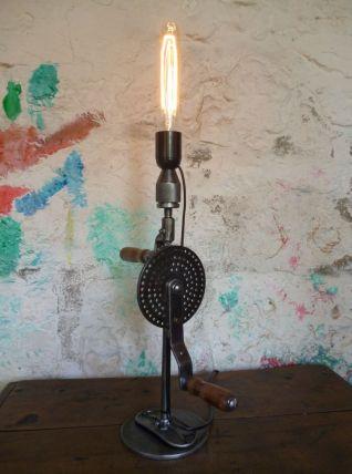 Lampe Chignole - Industrielle -