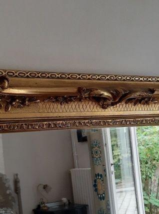 Miroir stuc