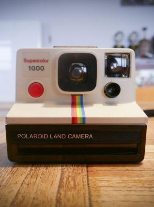 Polaroid Land Camera Supercolor 1000 -