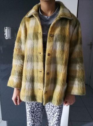 Manteau en  Laine des Pyrénées