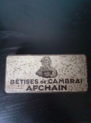 Boite Betise de Cambrai.