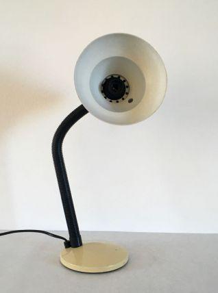 Lampe Aluminor vintage années 70