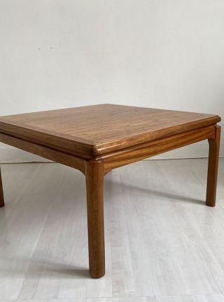 Table basse vintage 60's