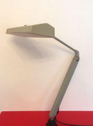Lampe articulée industrielle par Waldmann – années 60