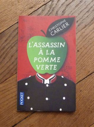 L'assassin A La Pomme Verte- Christophe Carlier- Pocket