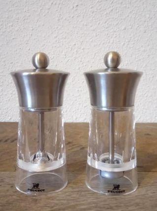 Moulin à sel et à poivre manuel - Peugeot frères