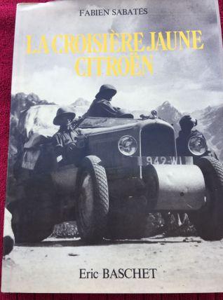 La Croisière Jaune Citroën
