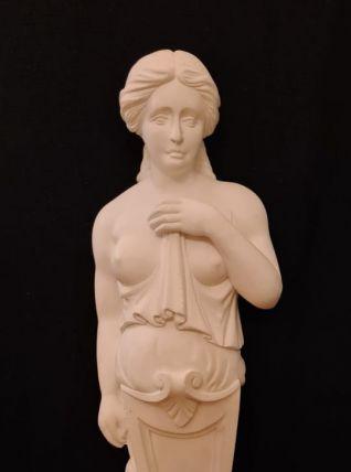 Femme à l'antique - Sculpture