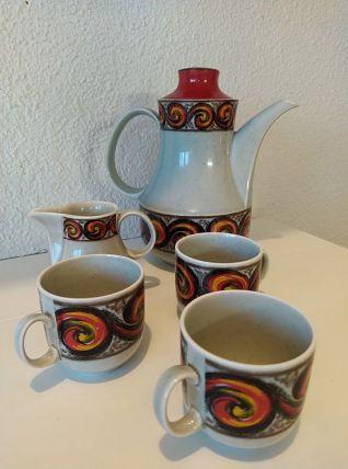 Service à  café Winterling Schwartzenbach