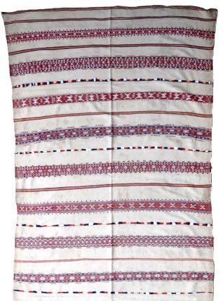 Tapis vintage Marocain Berber fait main, 1P79