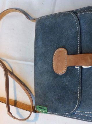 Sac Tann's vintage cuir