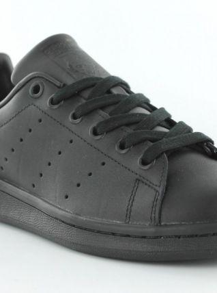 Baskets Stan Smith Adidas noires neuves
