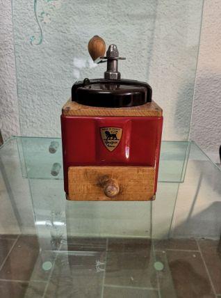 Moulin à café Peugeot rouge basque