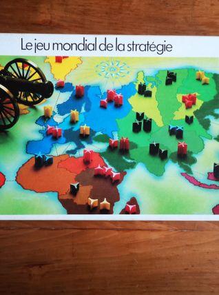 JEU DE SOCIETE - RISK -1994