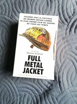 coffret 2 films de Stanley Kubrick full metal jacket+orange