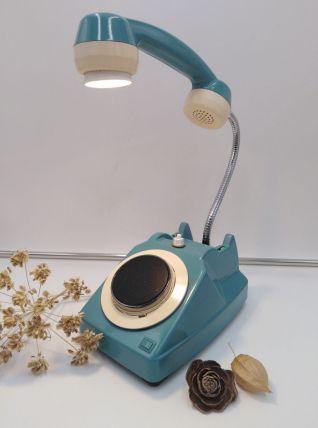 Lampe téléphone et enceinte Bluetooth /Detournement d'objet
