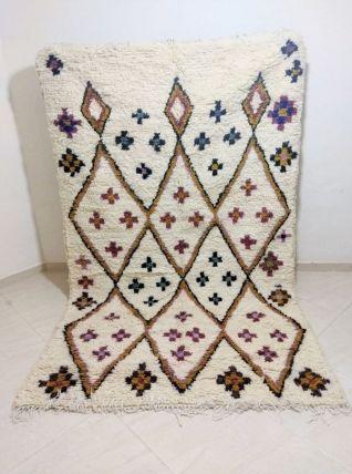260x160cm Tapis Berbere Marocain Azilal